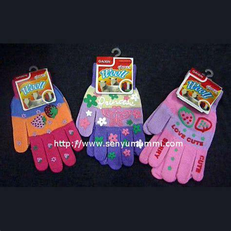 Kaos Kaki Jempol Wanita Hena Kaheci sarung tangan wooll gloves senyumummi