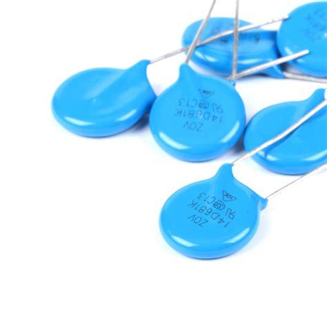 100 Pics Varistor 14d681k Intl vdr resistor promotion shop for promotional vdr resistor