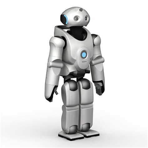 sony robots for sale 3d sony qrio robot static model
