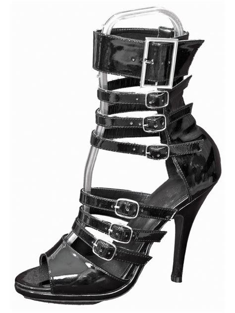 pleaser high heel sandals pleaser black patent 7 high heel sandals tout ensemble
