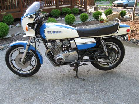 Suzuki Craigslist 1979 Suzuki Gs1000s Wes Cooley Replica For Sale In