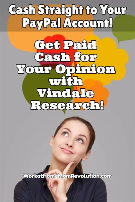 Paid Research - 107 best images about best of work at home mom revolution
