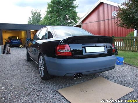 when did audi a4 change style my 2nd b5 project quot evolet quot