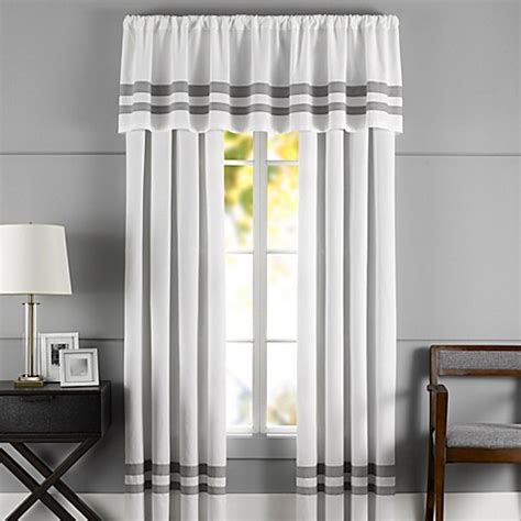 hotel window curtains hotel window treatments in grey bed bath beyond