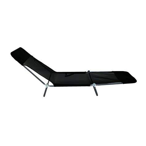 reclining bed chair folding reclining sun lounger beach garden cing bed