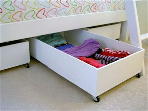 Underbed Storage Drawers On Wheels by By Your Do It Yourself Tutorial Underbed Storage