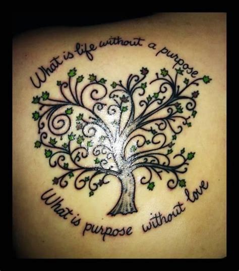 la dispute tree tattoo tat pinterest