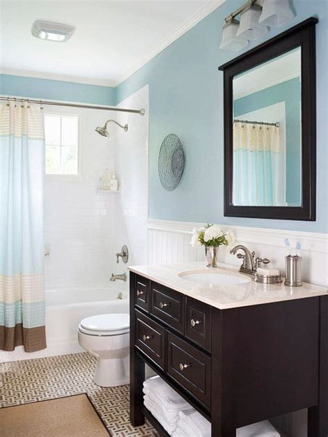 dark painted bathrooms 32 best images about blue bathrooms on pinterest
