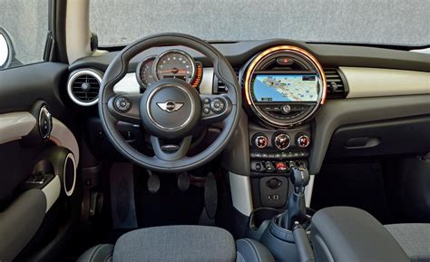 Mini Interior by Car And Driver