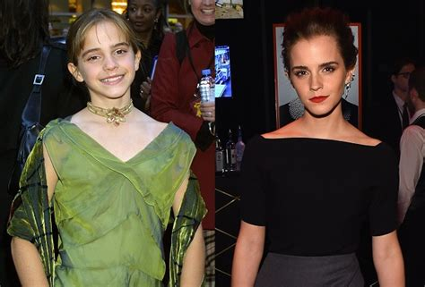 emma watson now and then 60 cute child stars who grew up to be super hot hollywood