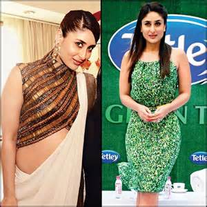 Left kareena s event pic on tuesday that started a lot of buzz on