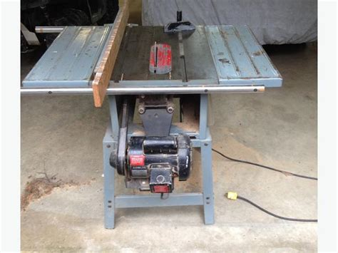 Used Delta Table Saw by 10 Quot Delta Contractor Table Saw Malahat Including