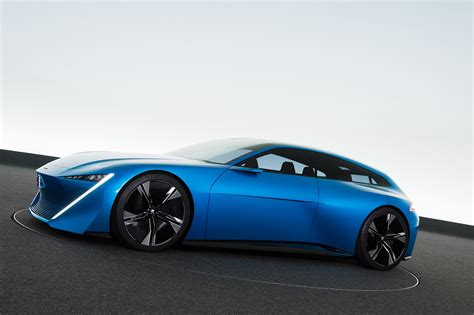 peugeot car 8 stopping details on the peugeot instinct concept by