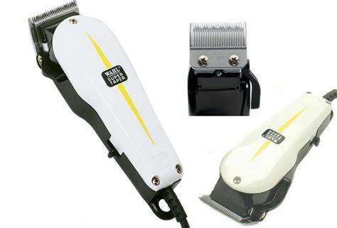 maquina de cortar pelo profesional maquina de cortar cabello wahl profesional raya fina bs