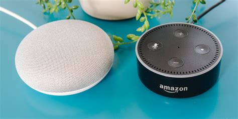 google home mini vs amazon echo dot which is better digital amazon echo dot vs google home mini which should you get