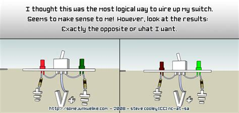 spdt toggle switch wiring diagram how to wire a on on