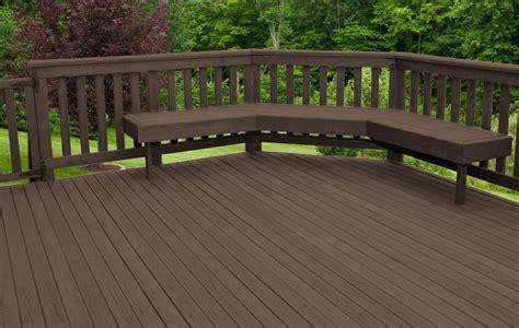 deck color ideas patio stain colors