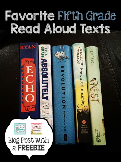 picture books for 5th graders favorite fifth grade read aloud texts about fifth grade