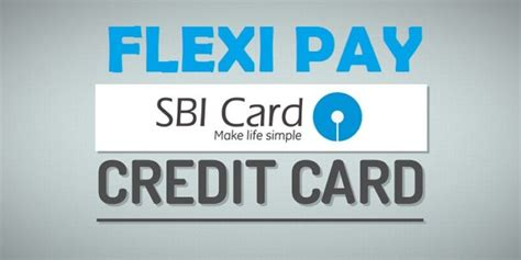 how to make sbi credit card how to book flexipay in sbi credit card sms call