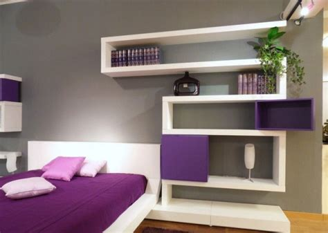 shelving ideas for bedrooms contemporary bedroom design ideas beautiful wall shelves
