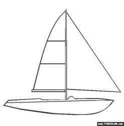 boat template boat boat template for children