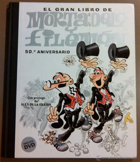 libro mortadelo y filemon el gran libro de mortadelo y filemon 50 aniver comprar en todocoleccion 49153062