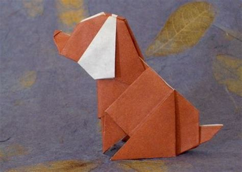 How To Make A Origami Puppy - 1000 images about origami animals on