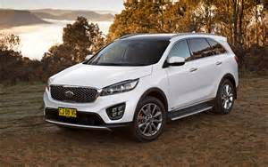 news updated 2017 kia sorento adds gt line flagship