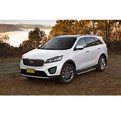 News  Updated 2017 Kia Sorento Adds GT Line Flagship Extra Tech