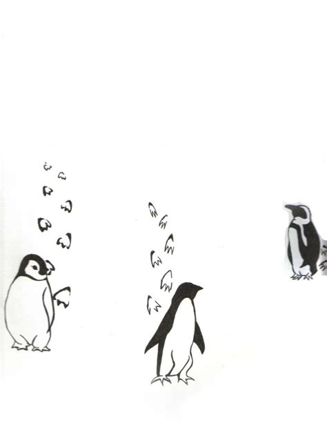 penguins by toxicguineapigs on deviantart