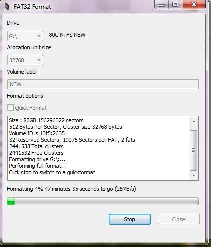 cara merubah format fat32 ke fat cara memformat harddisk dari ntfs ke fat32 kharisma arisandi