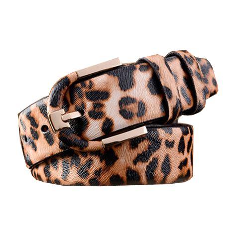 popular wide leopard belt buy cheap wide leopard belt lots