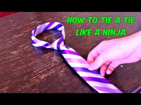 tutorial dasi youtube cara memakai dasi dengan cepat seperti ninja pusmeong com