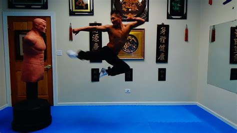 calisthenics home workouts kung fu martial arts