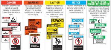 what color are warning signs brady black on orange color biohazard sign legend