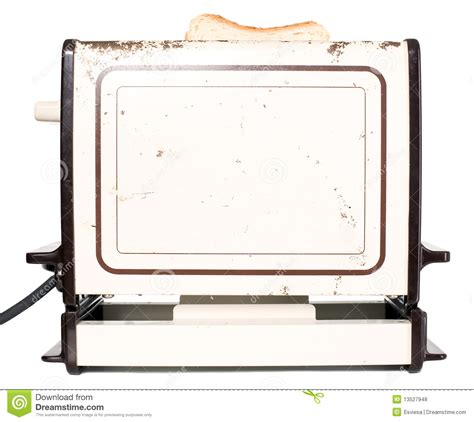 Time Toaster Old Fashioned Toaster Royalty Free Stock Photos Image