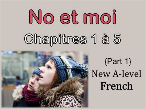 no et moi littrature 9782253124801 secondary french teaching resources advanced level literature and film tes