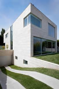 concrete block home designs open block the modern glass and concrete house design by