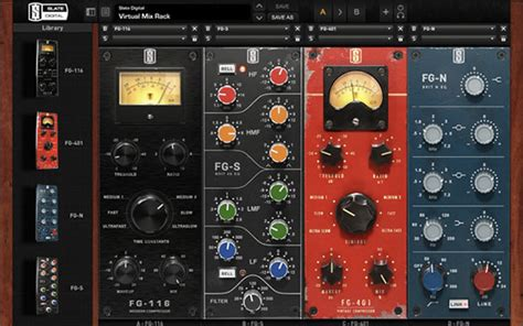 Slate Digital Mix Rack by Gear Sky Mixing