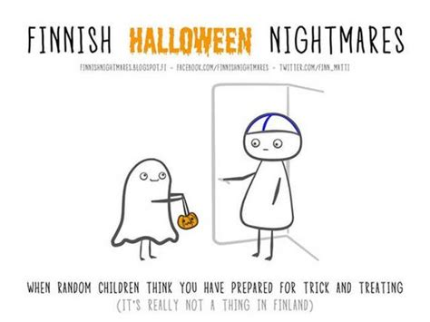 Finnish Meme - a collection of finnish nightmare illustrations that even