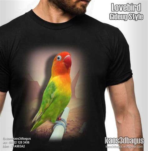 T Shirt Kaos 3d Burung Murai Batu Grow Lengan Panajng Kuning kaos burung berkicau kaos 3d gambar burung kaos kicau mania 3 dimensi kaos3d bagus