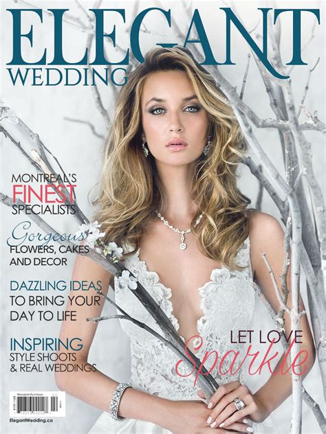 real beauty elle fashion magazine beauty tips opojal elegant wedding magazine montreal covers 2016 17