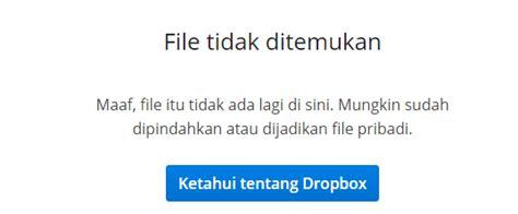 dropbox tidak bisa sinkron penambahan dan perbaikan link dropbox 1 download ebook