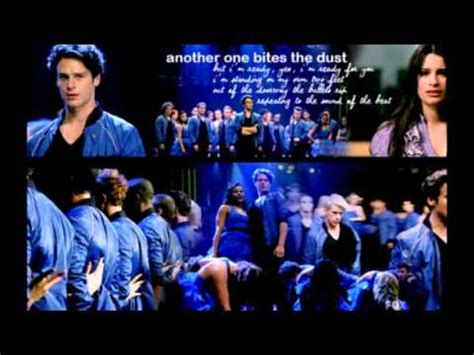 Another One Bites The Dust Hollyscoop by Glee Another One Bites The Dust Paroles Traduction