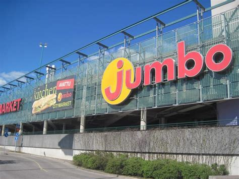 jumbo shopping centre vantaa city store shop - Jumbo Shop