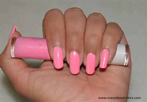revlon nail art tutorial revlon nail art neon nail enamel atomic pink review notd