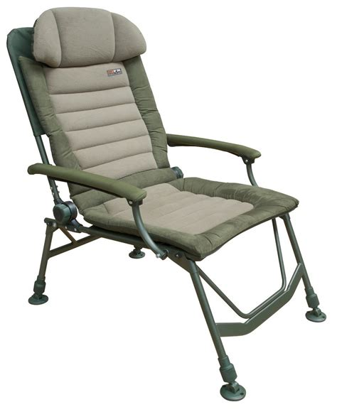 fox fx deluxe recliner chair angelshop carp point