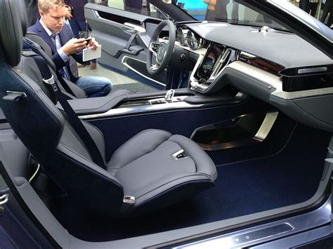 volvo interiors and on