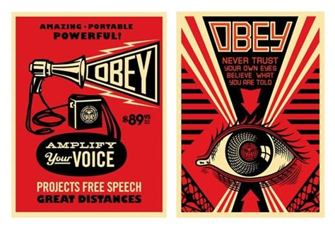 The Giant: The Definitive Obey Giant Site ? View topic   Shepard Fairey / Obey Auction Discussion