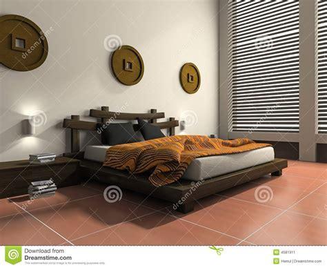 da letto stile etnico da letto moderna nello stile etnico illustrazione
